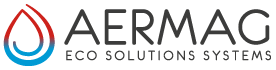 AERMAG – Climatizzatori, Caldaie, Trattamento Acque, Fotovoltaico Logo